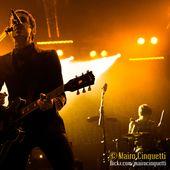 2 novembre 2013 - Magazzini Generali - Milano - Miles Kane in concerto