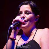 3 ottobre 2014 - Club Tenco - Teatro del Casinò - Sanremo (Im) - Claudia Crabuzza in concerto