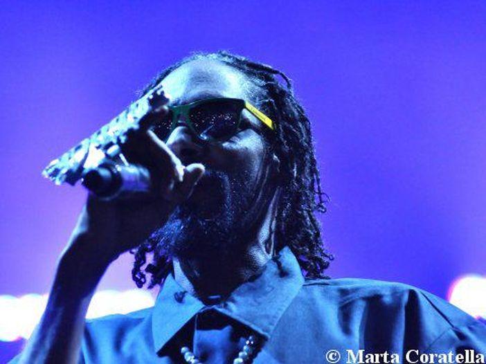 Concerti, Snoop Dogg: unica data italiana a Milano il 30 luglio
