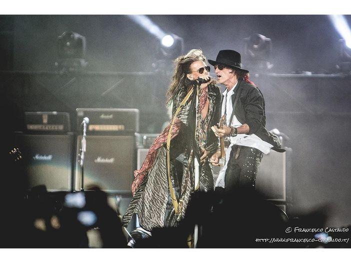 Tour e disco nei piani degli Aerosmith