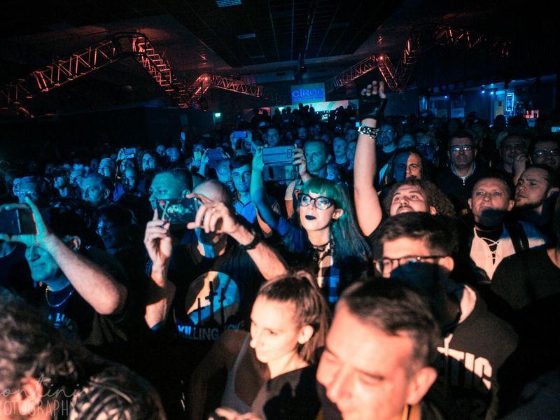 25 ottobre 2018 - Campus Industry - Parma - Killing Joke in concerto