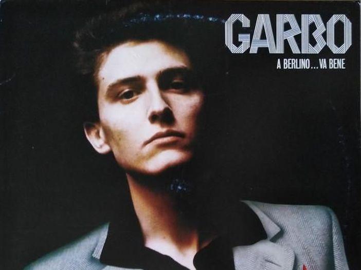 Garbo, un tour per i 40 anni dell'album d'esordio