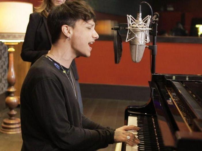 Ultimo: Antonello Venditti a sorpresa nel video di 'Fateme cantà', poi un duetto al concerto di Roma