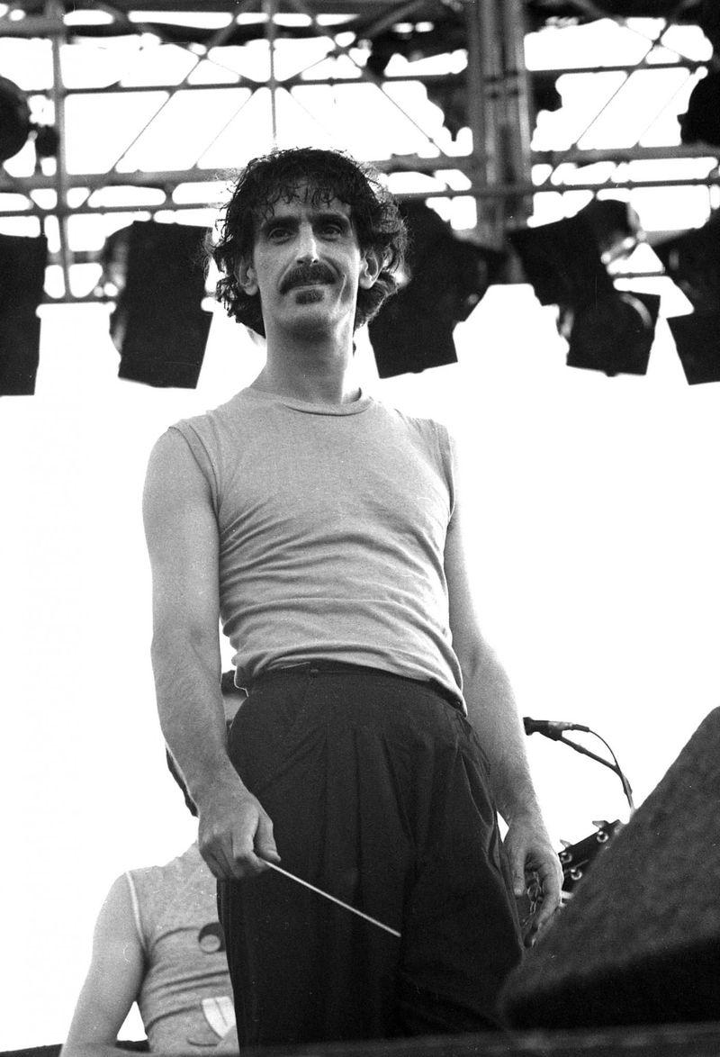 Frank Zappa, esce (finalmente) il documentario di Alex Winter: ecco il trailer