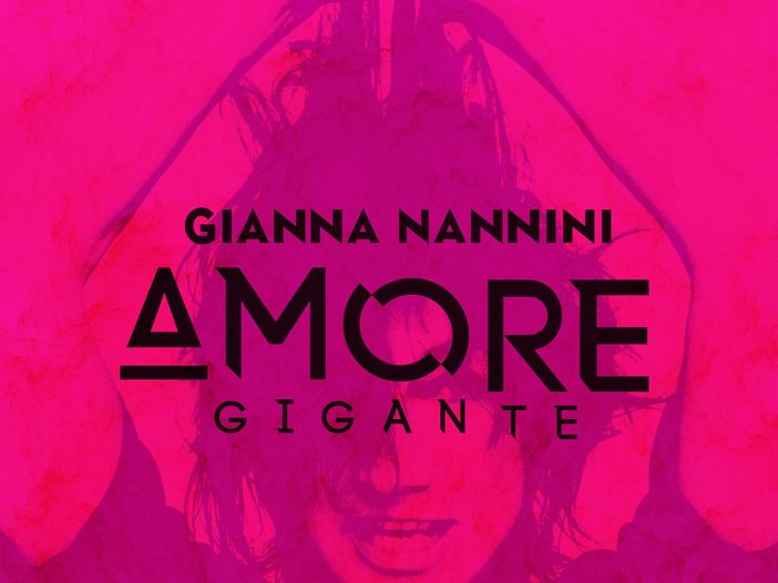 """Gianna Nannini, la tracklist di """"Amore gigante"""""""