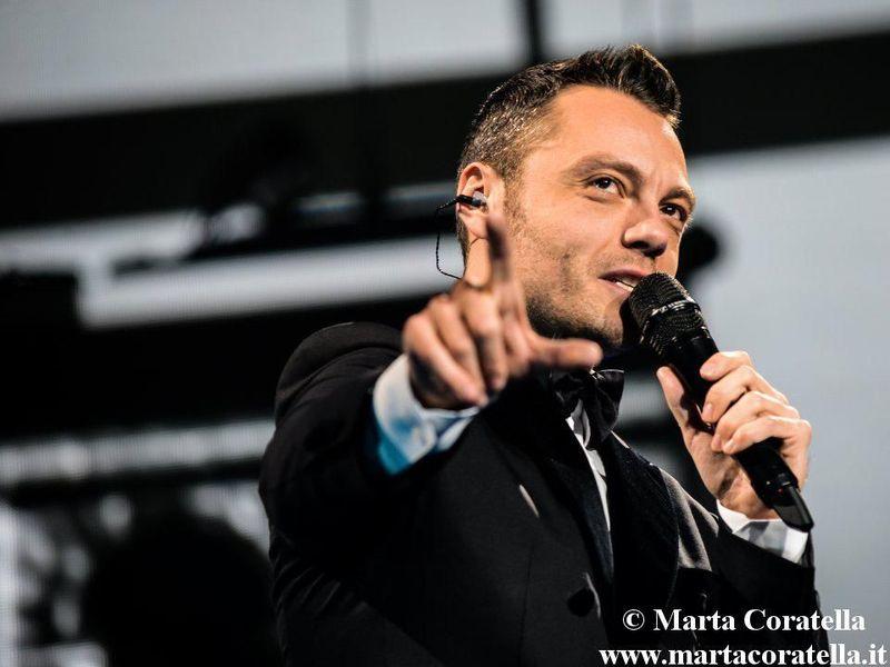21 novembre 2015 - PalaLottomatica - Roma -Tiziano Ferro in concerto