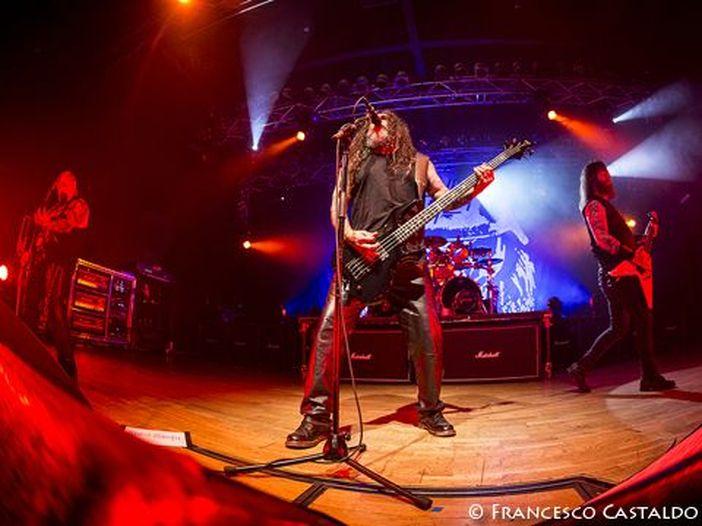 Slayer, svelata la copertina del nuovo album 'Repentless' - GUARDA