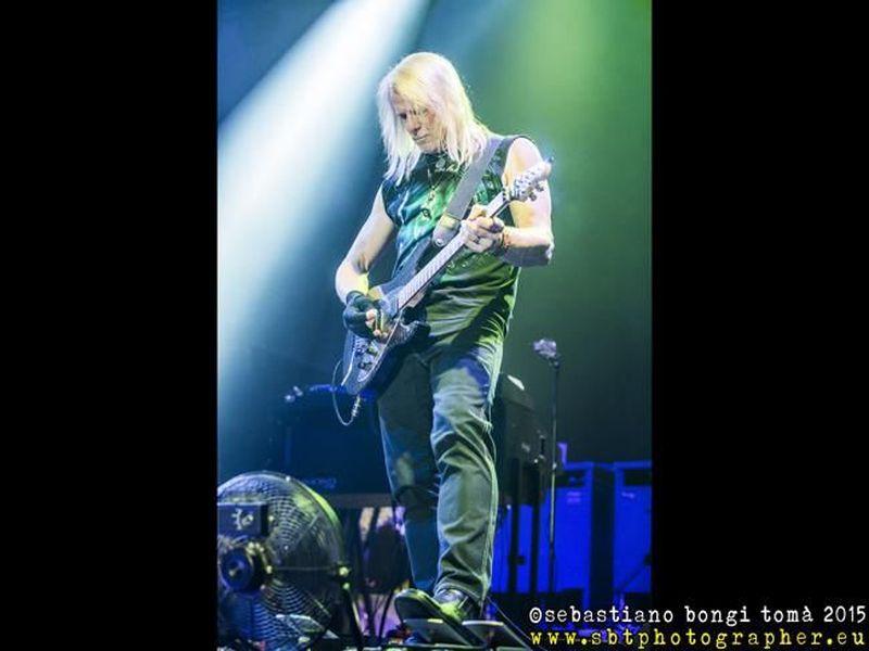 5 novembre 2015 - MandelaForum - Firenze - Deep Purple in concerto