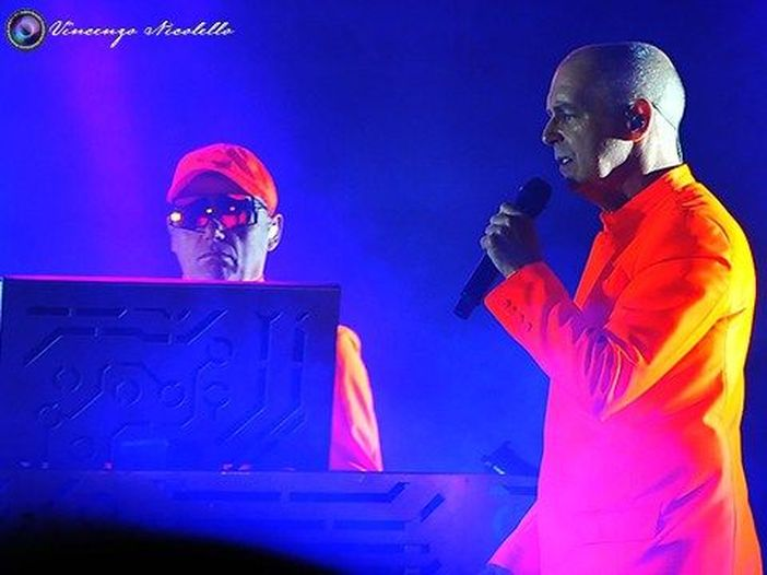 "Pet Shop Boys, esce in DVD e doppio CD ""Discovery: Live in Rio 1994"""