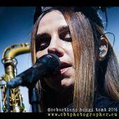 24 ottobre 2016 - ObiHall - Firenze - PJ Harvey in concerto