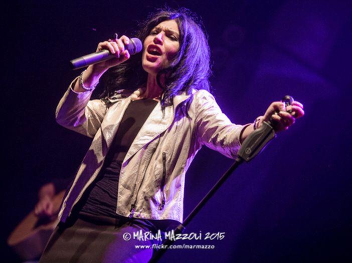Giusy Ferreri: il singolo 'Volevo te' anticipa una raccolta con inediti in uscita il 4 dicembre