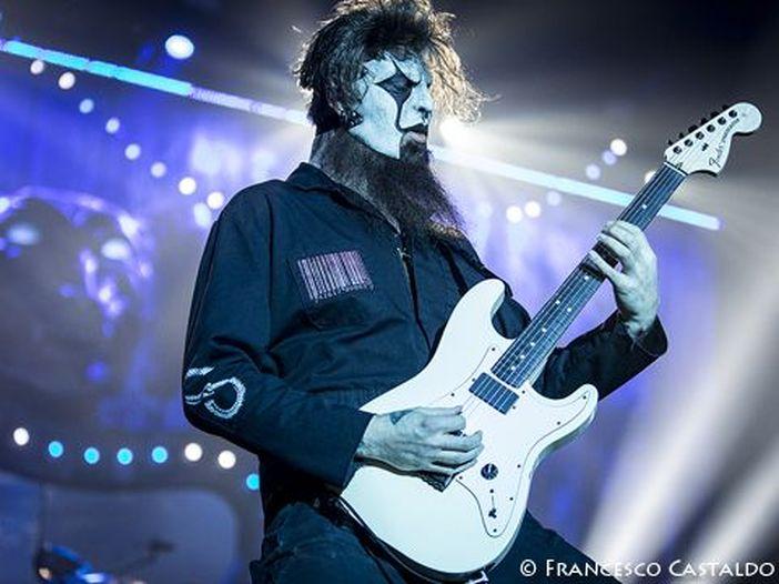 Slipknot, il chitarrista Jim Root è ricoverato in ospedale - GUARDA