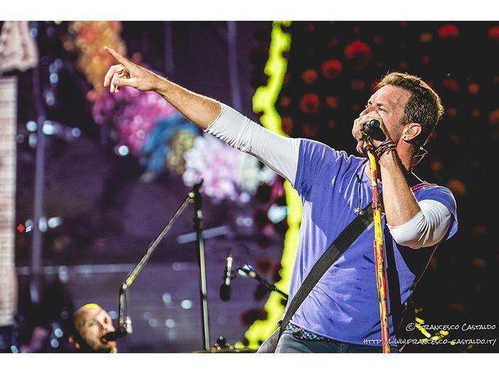 Coldplay: l'inedito 'Atlas' nei negozi il 26 agosto