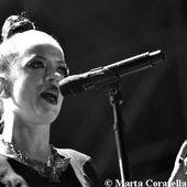 12 luglio 2012 - Rock in Roma - Ippodromo delle Capannelle - Roma - Garbage in concerto