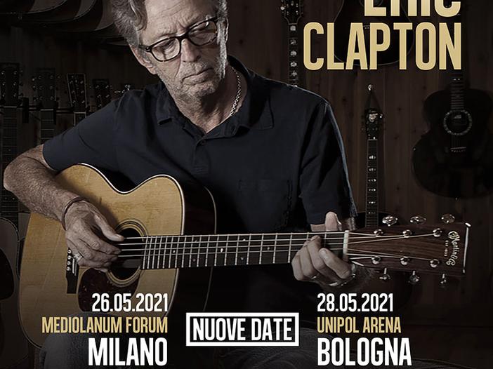 """Eric Clapton a Milano per presentare """"The pilgrim"""", il suo nuovo album: pre-ascolto di cinque nuovi brani"""
