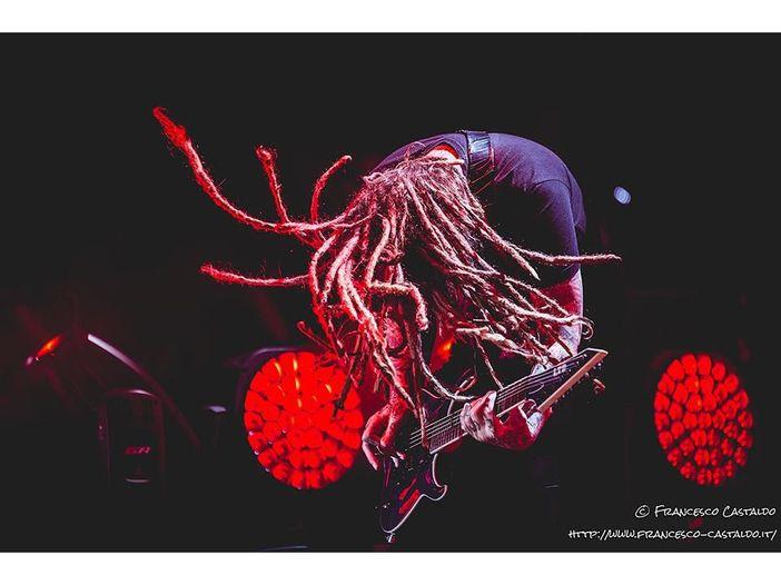 Heavy metal Pub – shots: Korn