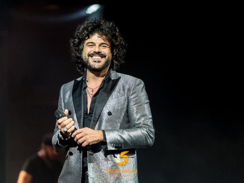 12 novembre 2019 - Teatro Carlo Felice - Genova - Francesco Renga in concerto