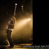 21 novembre 2015 - The Cage Theatre - Livorno - Tres in concerto