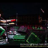 10 giugno 2017 - Piazza dei Cavalieri - Pisa - Tommaso Novi in concerto