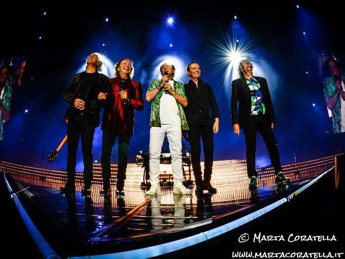 Pooh, a Bologna il 30 dicembre il loro ultimo concerto