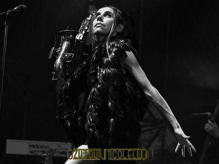 PJ Harvey a sorpresa dal vivo con Sparklehorse e Giant Sand