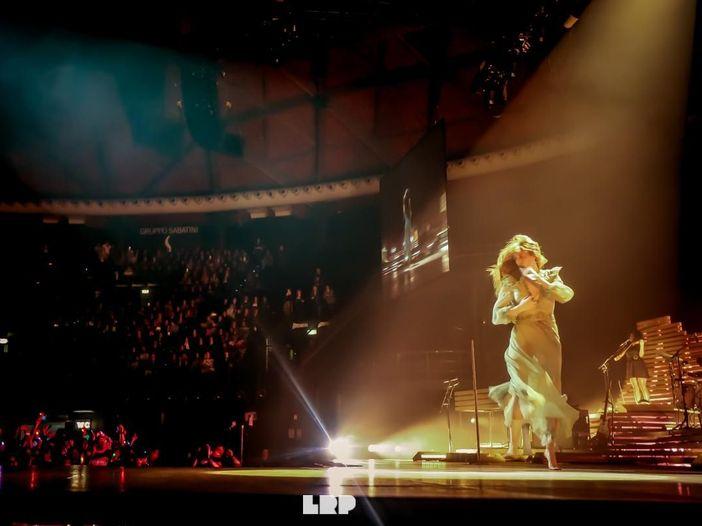Florence di Florence and the Machine: 'Grandi consigli da Bono'
