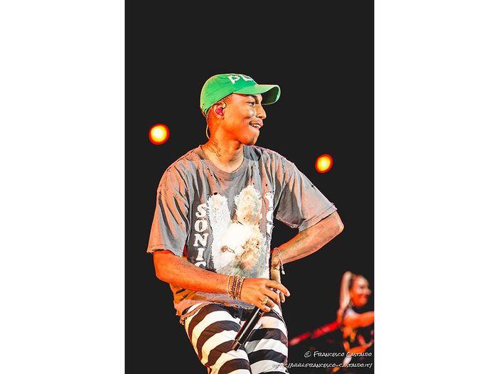 Pharrell Williams: album solista nel 2014, il primo in otto anni