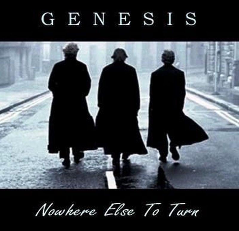 I Genesis e la performance (in playback) da un hangar di Fiumicino per Pippo Baudo