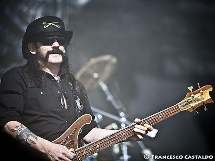 Lemmy (Motorhead), in preparazione un film sulla sua vita