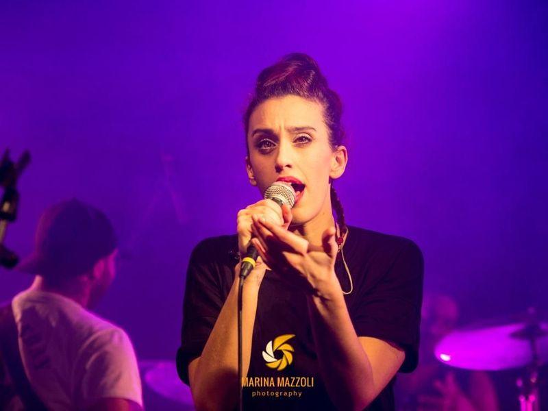 23 marzo 2018 - Teatro La Claque - Genova - Alteria in concerto