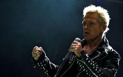 7 luglio 2012 - Anfiteatro Camerini - Piazzola sul Brenta (Pd) - Billy Idol in concerto
