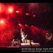 18 luglio 2015 - Pistoia Blues Festival - Piazza del Duomo - Pistoia - Darkness in concerto