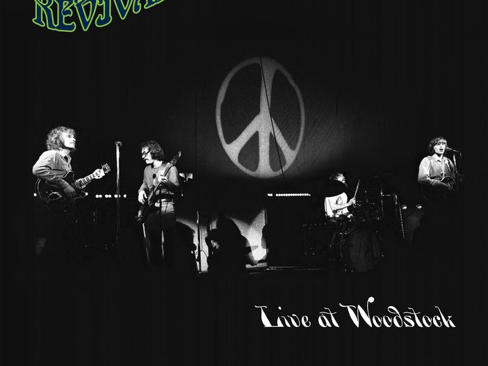 Creedence Clearwater Revival, arriva il live a Woodstock integrale