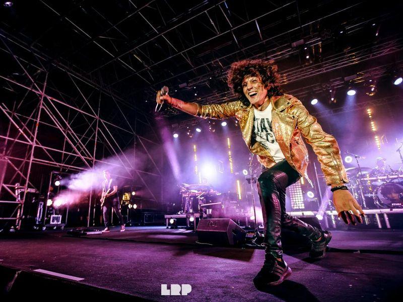 4 settembre 2018 - Fiera - Bologna - Ermal Meta in concerto