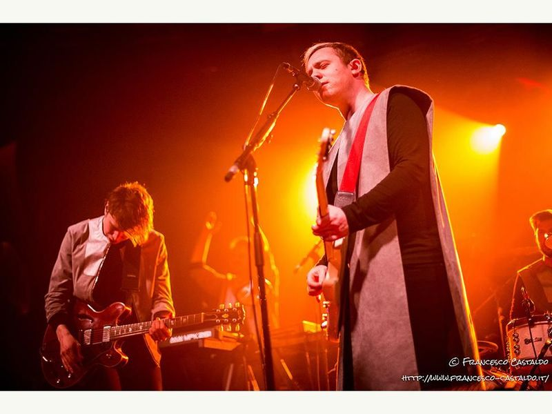 28 gennaio 2016 - Fabrique - Milano - Everything Everything in concerto