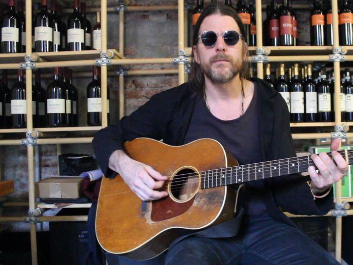 Jonathan Wilson, un californiano in giro per l'Italia: live e acustico #NOFILTER
