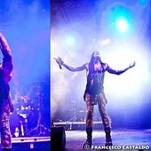 29 Agosto 2011 - Festa Birra e Musica - Parco Le Stanze - Trescore Balneario (Bg) - Hardcore Superstar in concerto