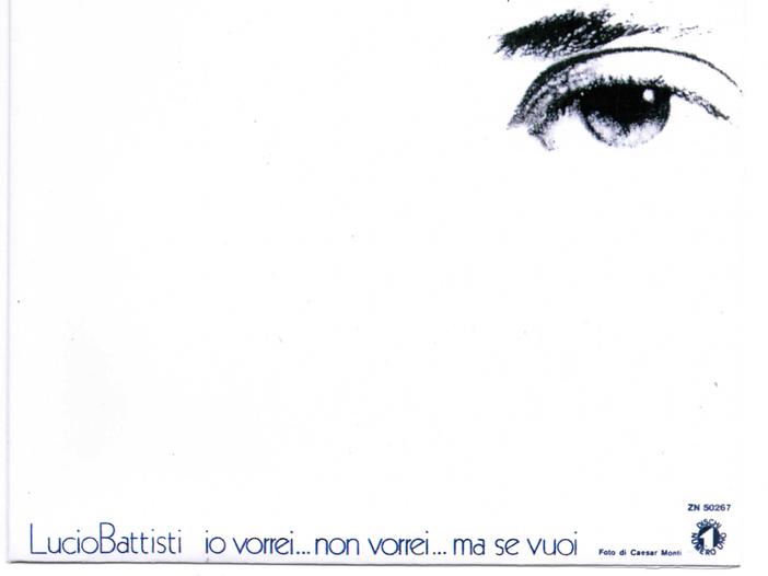 Lucio Battisti, riposi in pace