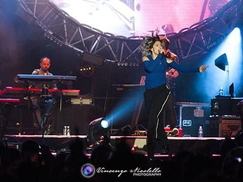 14 novembre 2016 - PalaAlpitour - Torino - Elisa in concerto