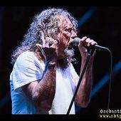 11 luglio 2014 - Pistoia Blues Festival - Piazza del Duomo - Pistoia - Robert Plant in concerto