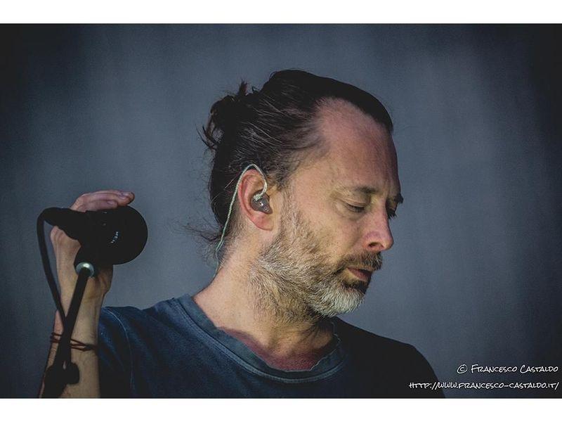 Radiohead, Thom Yorke al lavoro su nuova musica: 'Mi ispiro agli Anni '70'