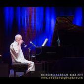 17 novembre 2017 - Teatro della Goldonetta - Livorno - Peter Hammill in concerto
