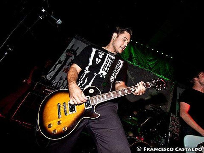 20 Ottobre 2010 - Tunnel - Milano - Swellers in concerto