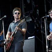 5 luglio 2012 - Heineken Jammin' Festival - Arena Concerti Fiera - Rho (Mi) - Noel Gallagher in concerto
