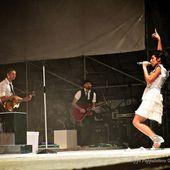 1 Luglio 2010 - Udine Jazz Festival - Udine - Malika Ayane in concerto