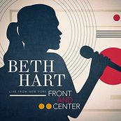 Beth Hart - FRONT AND CENTER-LIVE FROM NEW YORK (CD+DVD)