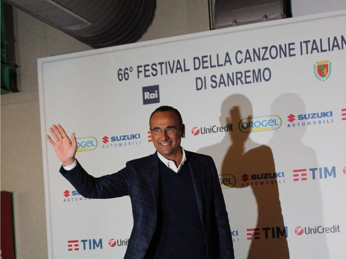 Festival di Sanremo 2017: la prima conferenza stampa (prima parte)