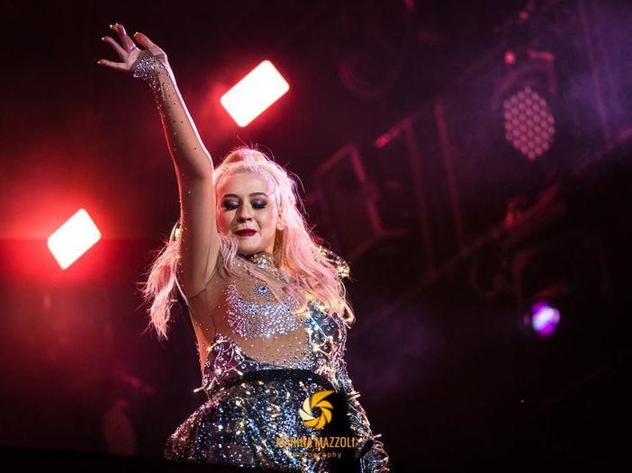 Ex-manager fa causa alla madre di Christina Aguilera