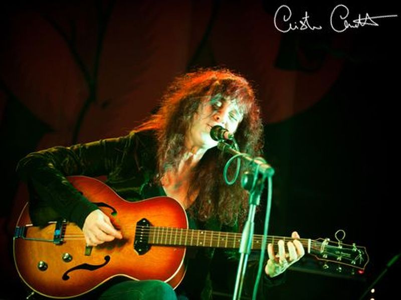 15 gennaio 2014 - Geoxino - Padova - Alice Tambourine Lover in concerto