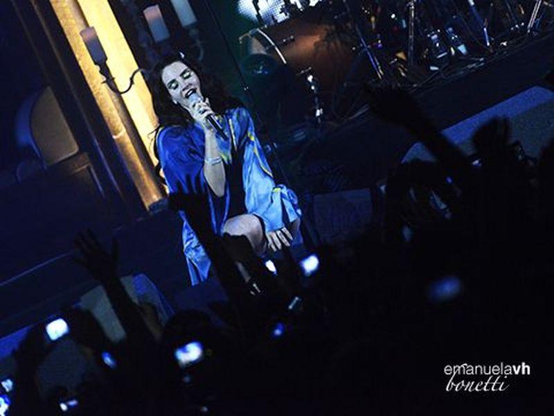 6 maggio 2013 - PalaLottomatica - Roma - Lana Del Rey in concerto